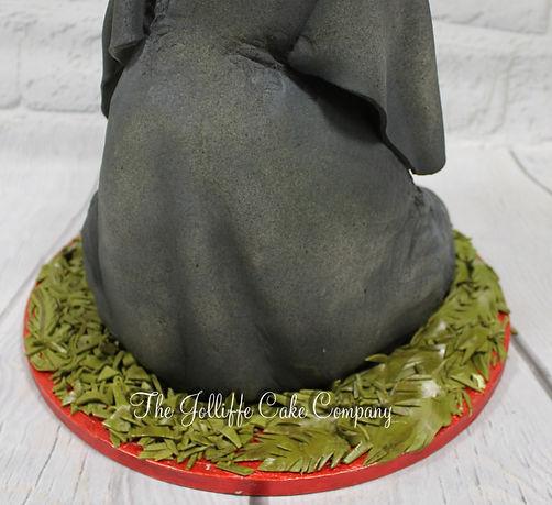 sculpted Elephant cake