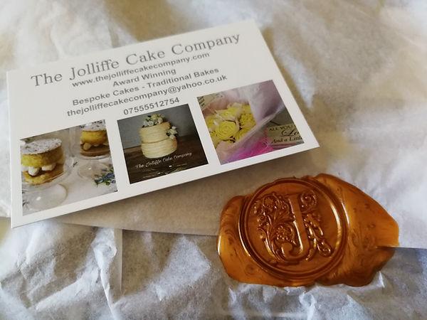 letterbox bake packaging