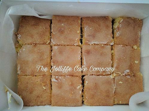 Lemon Drizzle Letterbox Bake