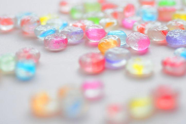 hard candies