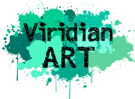 Back-To-School Art With Viridian Art