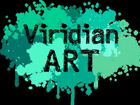 Back-To-School Art With Viridian Art