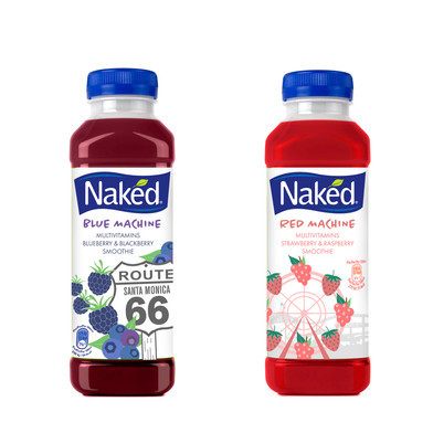 Naked Juice Competition Brief