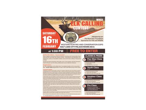 SFW Event Flyer