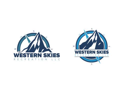 Western Skies Logo