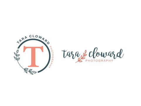 Tara Cloward Photography Branding
