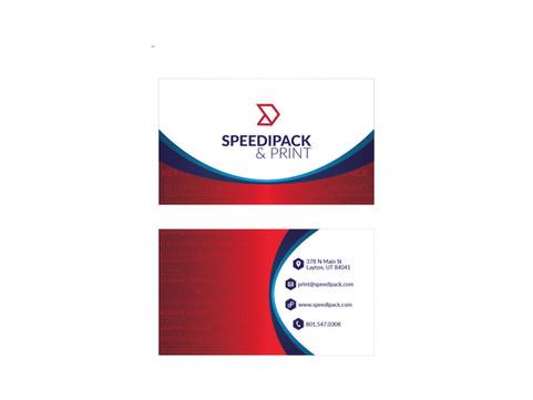 Speedipack Business Card
