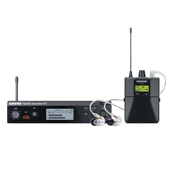 Shure PSM300 In-Ear Monitor System