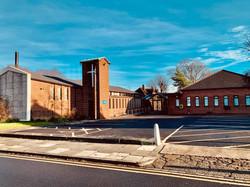 St John's URC Church Outside