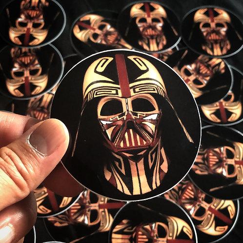 Hopi Vader Sticker