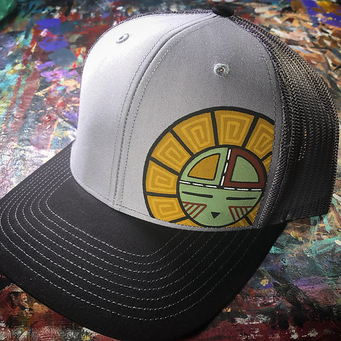 Hand Painted Snap Back