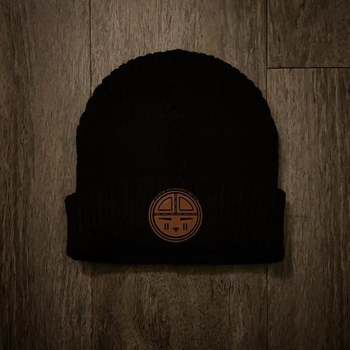 Tawa Knit Beanie - Black