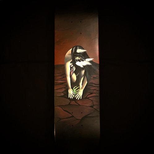 Itaa qaatsiy oo'qalyani Hand Painted Deck