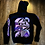 Thumbnail: Purple Pottery Design Hoodie