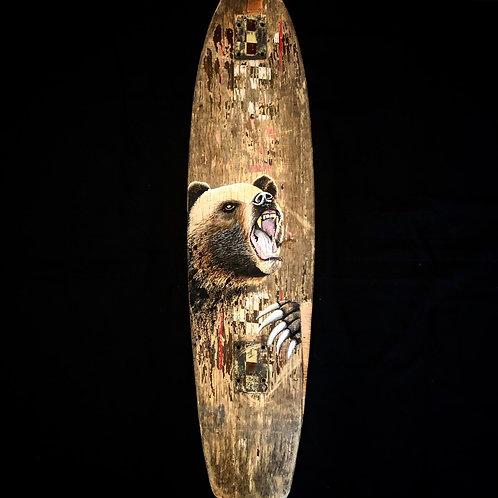 Hoonaw (Bear) Hand Painted Deck