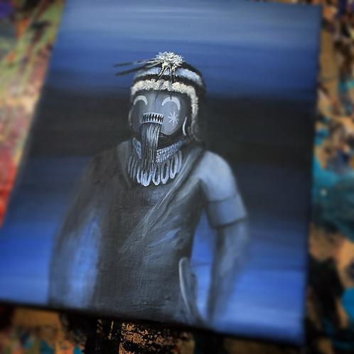 Tsa'kwaina Original Painting
