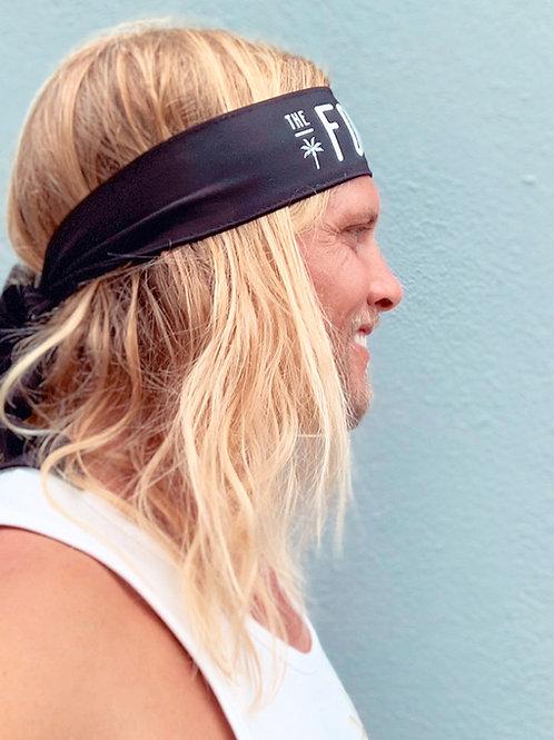 Black Attack Formula Headband