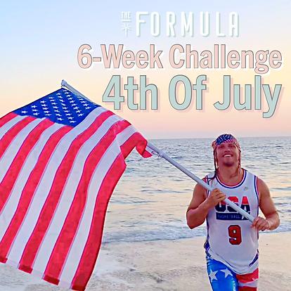 4th of July Six Week Challenge (Summerbody, SummerABs & Zoom)
