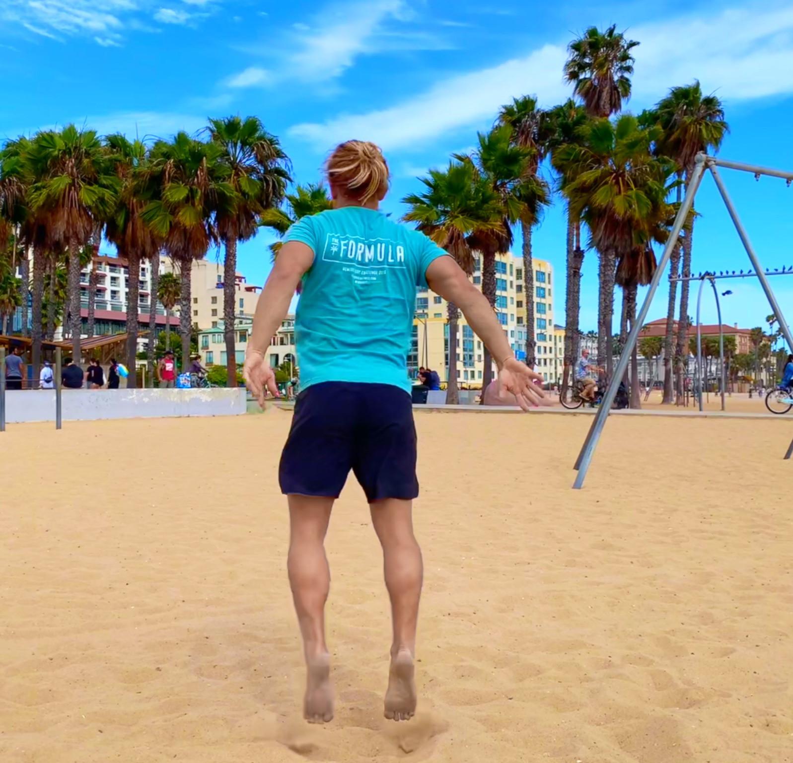 Muscle Beach Meltdown / Palm ABs
