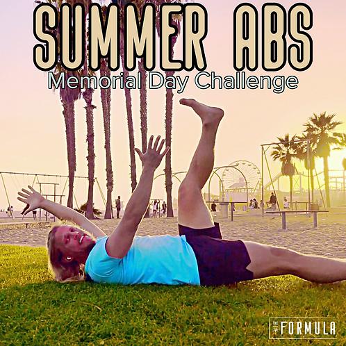 Summer AB 6-Week Challenge