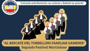 """AL RESCATE DEL TORBELLINO FAMILIAR GAMENSE"""""""
