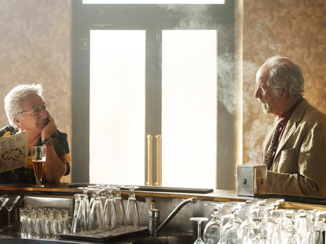"""O Labirinto"" protagonizado por Dustin Hoffman e Toni Servillo, estreia em agosto"