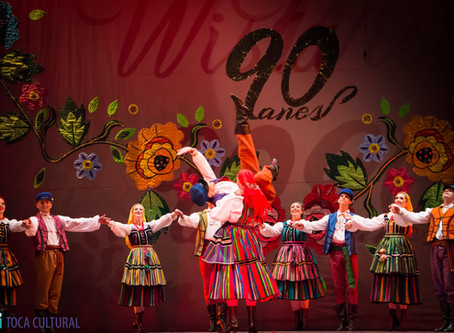 Festival Folclórico de Etnias do Paraná segue com apresentações nas redes sociais até domingo