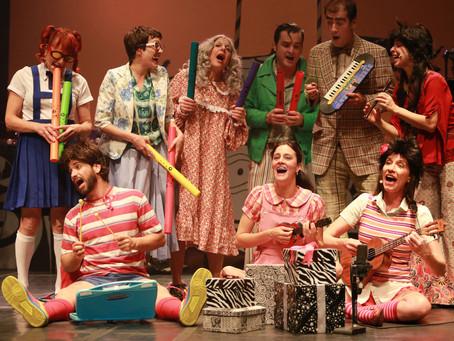 """Musical """"Festa"""" terá apresentação gratuita no Guairinha, dia 10"""