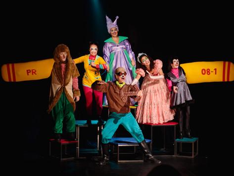 9º Festival Comédia EnCena vai até 7 de abril e tem sorteio de ingressos no Face da Toca Cultural