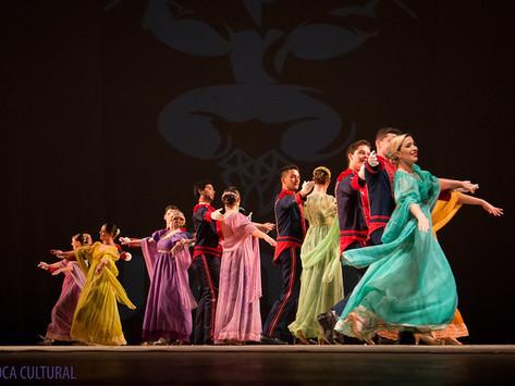 Folclores gaúcho, ucraniano e polonês no Largo da Ordem, neste fim de semana