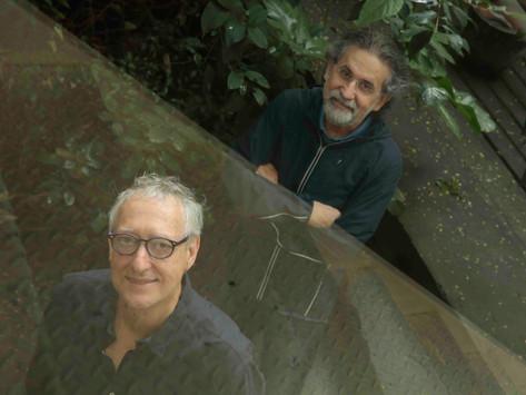 Dante Ozzetti e Luiz Tatit lançam disco inédito para comemorar os 25 anos de parceria musical