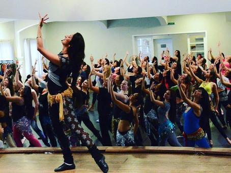 Festival Internacional de Danças Árabes será em Curitiba