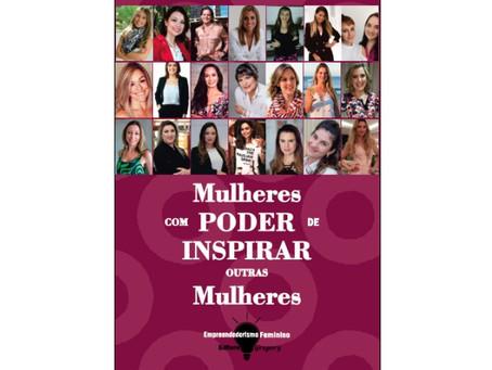 Livro que retrata histórias de mulheres empreendedoras é lançado na Livraria Cultura