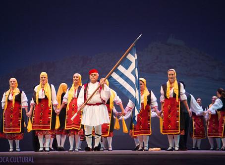 As tradições do Folclore Grego Neolea do Paraná