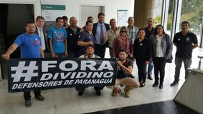 Requião Filho denuncia perseguição ao Sindicato dos Amarradores em Paranaguá