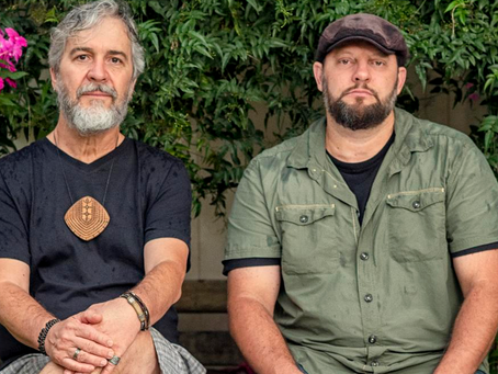 Adolar Marin e banda lançam novo álbum, resultado de parceria com Flávvio Alves