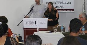 Lançamento do programa Mulheres Transformadoras destaca oempoderamento feminino na política