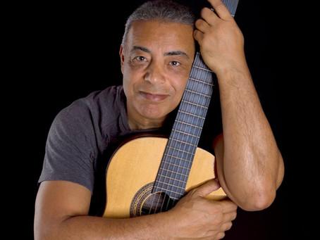 Série Solo Música apresenta Sérgio Santos, nesta terça, na Caixa Cultural