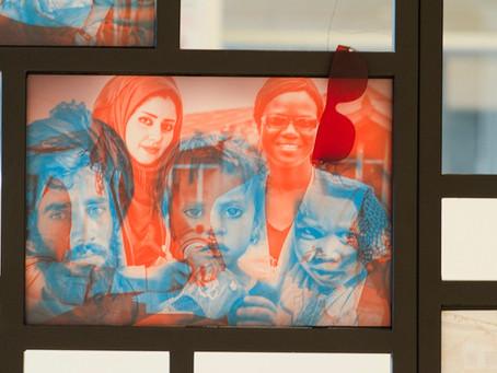 Exposição fotográfica da ONG Médicos Sem Fronteiras expõe dura realidade das crises humanitárias mun