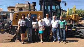 Requião Filho entrega equipamentos em Sertaneja, Cornélio Procópio e Andirá