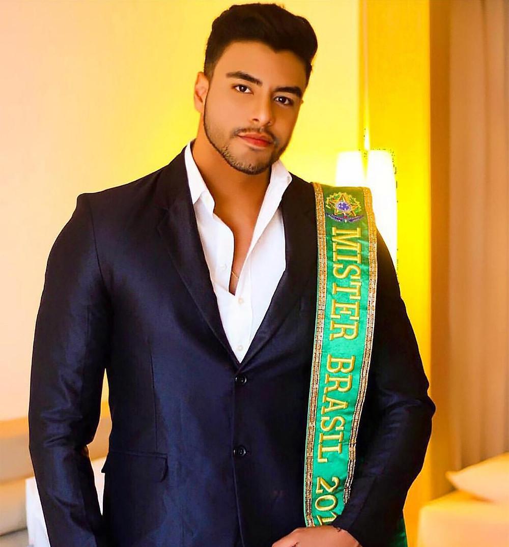 Mister Brasil 2017