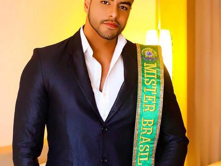 Curitiba recebe grande final do concurso Mister Brasil Universo
