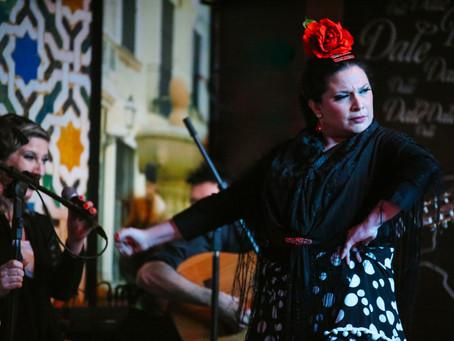 Curitiba em ritmo flamenco, neste sábado (01).