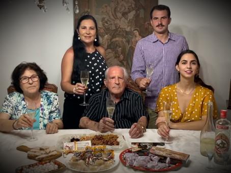 Espanhóis no Paraná comemoram Natal reunidos em família