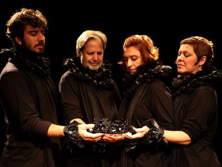 Espetáculo Um Ricardo III segue em cartaz no Fringe até 15 de abril