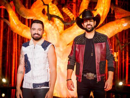 Fernando & Sorocaba agitam a noite de sexta, na Live Curitiba