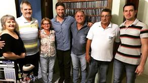 Requião Filho visita sete municípios do Sudoeste, nesta quinta