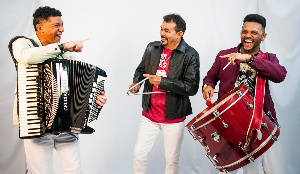 Trio Potiguá em Curitiba