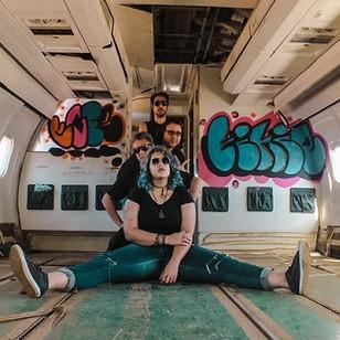Alucinoise lança novo single nas plataformas digitais