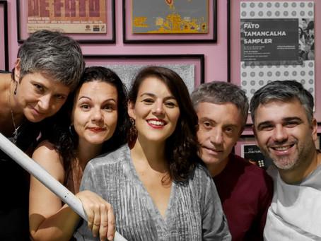 25 anos de Grupo Fato com show no Teatro Paiol